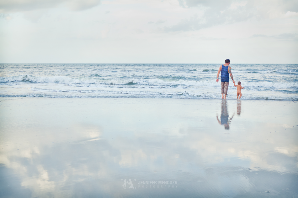 Jennifer Mendoza Photography - Jacksonville Beach Newborn and Family Photography