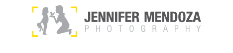 Jennifer Mendoza Photography logo